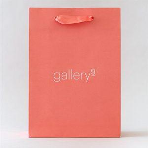 Eco bag portrait