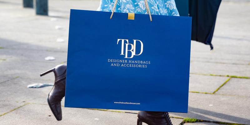 Luxury Carrier Bag